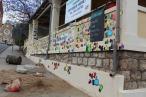 2014, 'Like' (Assignment), Goethe Centre Boundary Wall