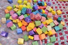 Wooden Blocks Photo: Kirsten Wechslberger