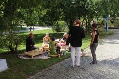 Playing/Performing 'Demarginalized' Photo: Carola Rümper