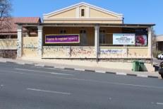 Change, Installation, Goethe Centre, Windhoek, Namibia, 2013