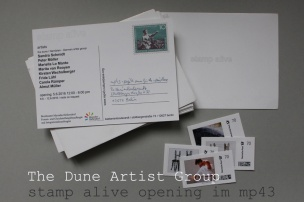 Stamp Alive Project