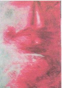 Acrylic on Canvas 120*50cm Student Work