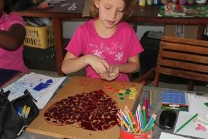 Creating Mosaic