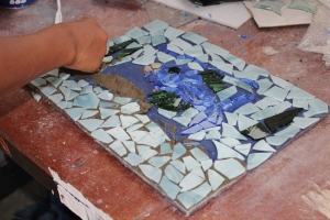 Cementing the Mosaic