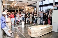 2015, 'Identity', Performance, Franco Namibian Cultural Center, Namibia