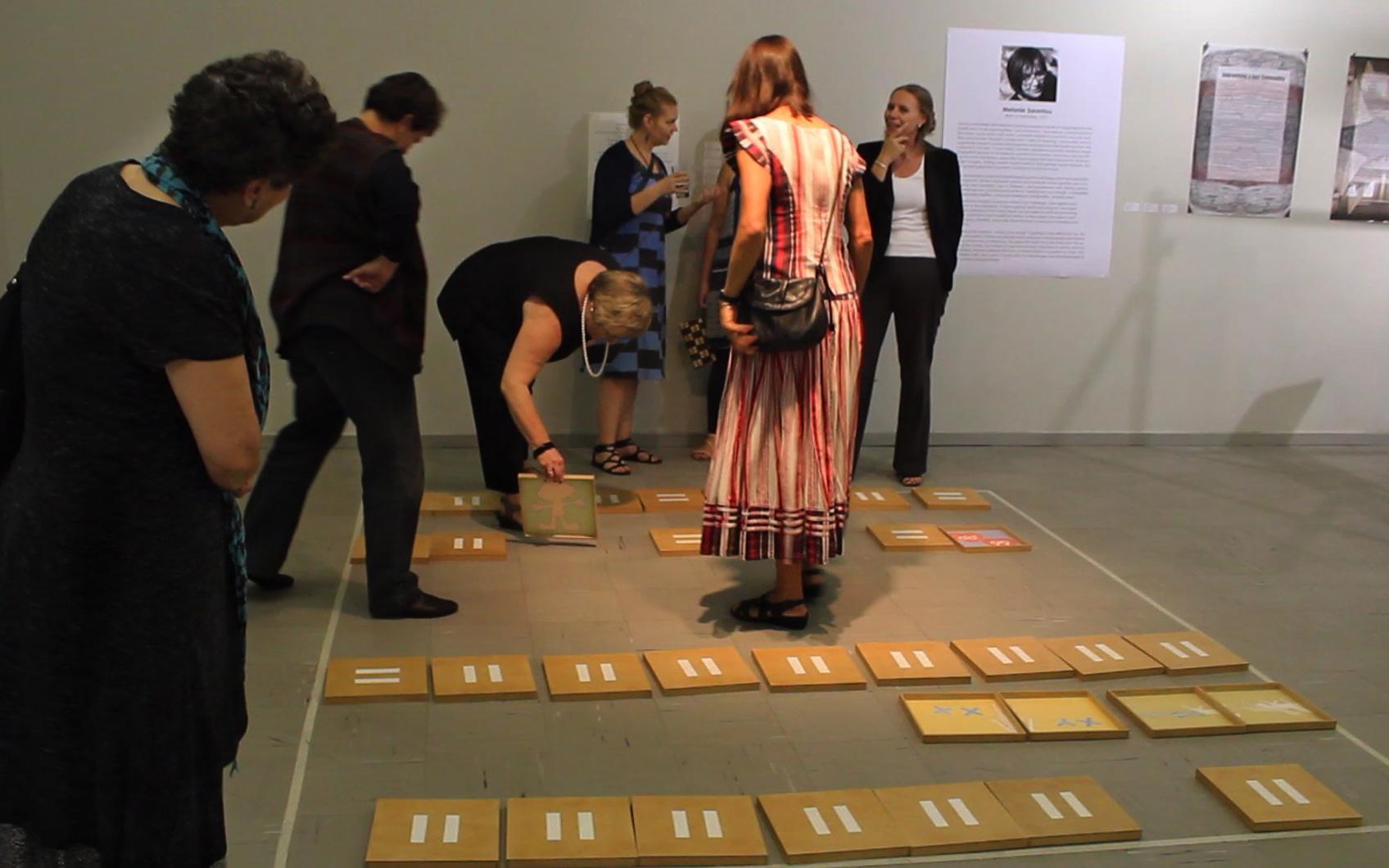 Playing_Human Rights Video Still: Kirsten Wechslberger