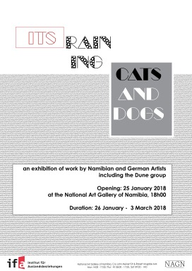 Exhibition Poster Design by NAGN
