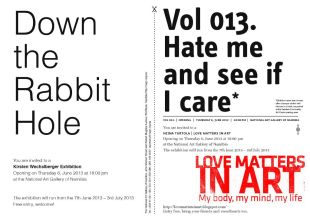 Exhibition Poster - Design Niina Turtola