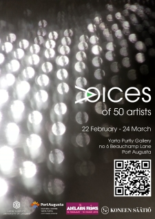 Poster_Voices of 50 Artists